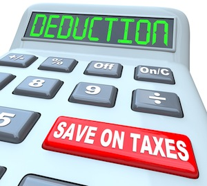 2015 U.S. Homeowner Tax Deductions and Credits