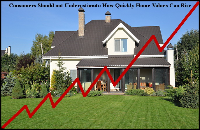 How Quickly Home Values Can Rise | NSH Mortgage | Florida 2017