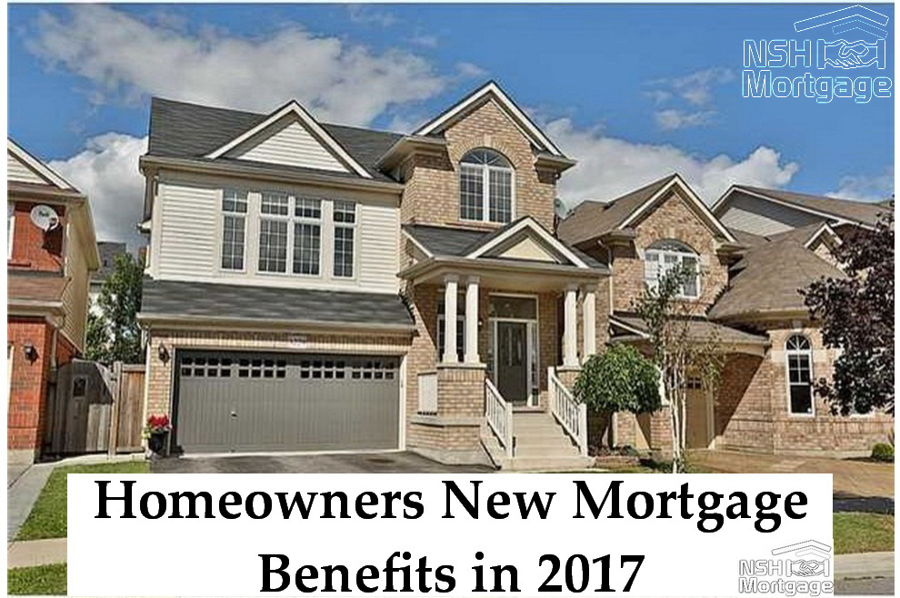 Homeowners New Mortgage Benefits in 2017 | NSH Mortgage | Florida 2017