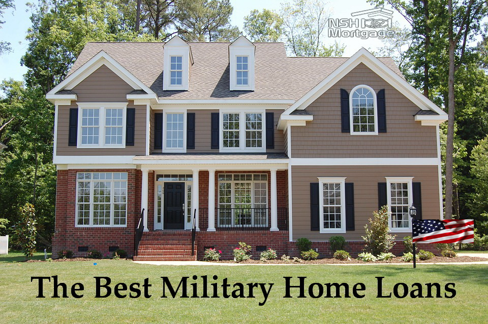 Military Home Loans | NSH Mortgage | Florida 2017