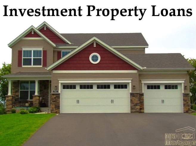 Investment property loans nsh mortgage florida for Lenders for land purchase