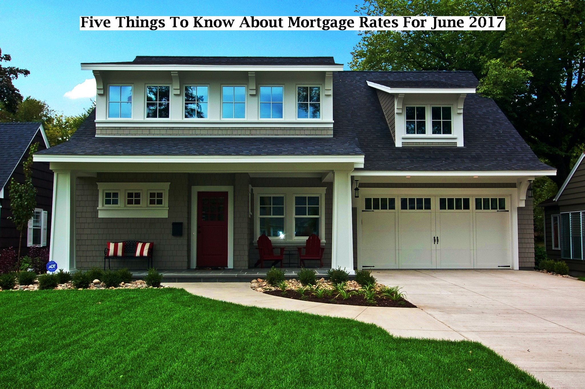 Mortgage Rates For June 2017 | NSH Mortgage | Florida 2017