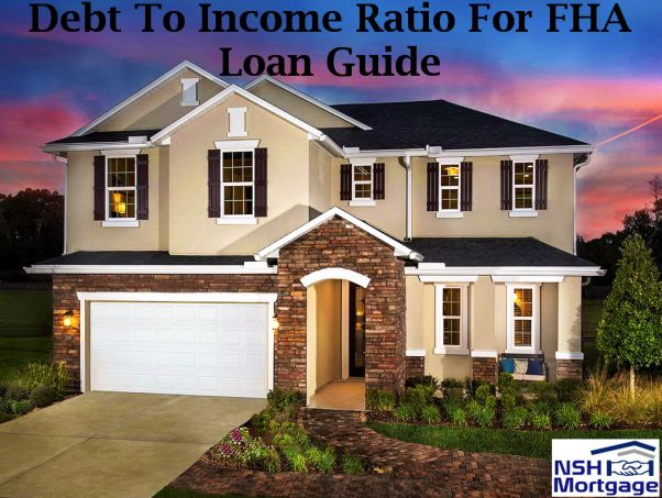 Guide To FHA Home Loans And How Much Income Do You Need To Qualify?