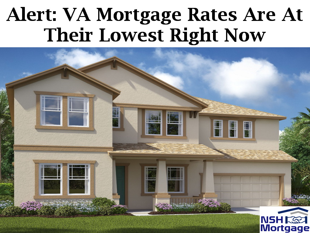 Alert: VA Mortgage Rates Are At Their Lowest | Florida 2017