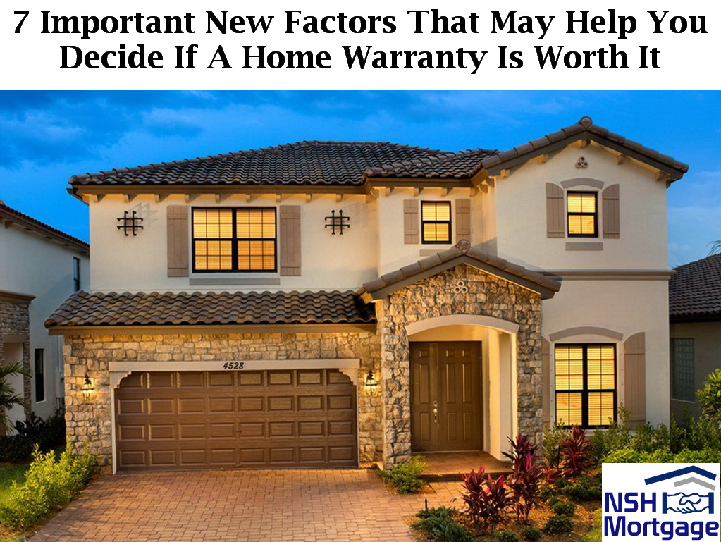 7 Factors To Decide If A Home Warranty Is Worth It | Florida 2017