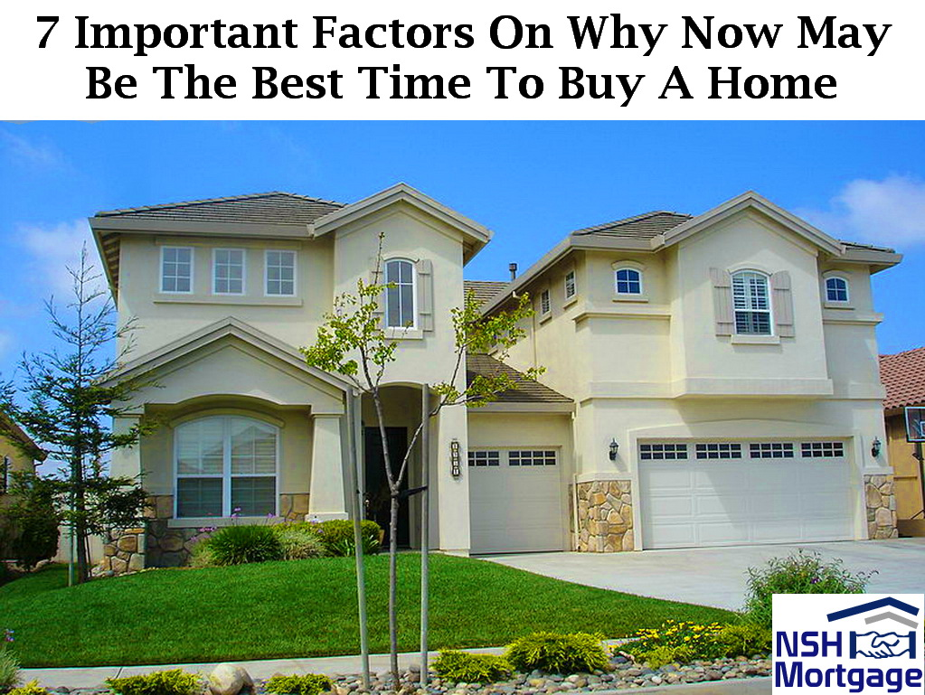 best time to buy a house 7 important factors on when it is time to buy a home 30499