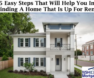 5 Easy Factors That Will Help You In Finding The Best Homes Up For Rent
