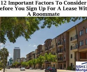 12 Important Factors To Consider Before You Sign Up For A Lease With A Roommate