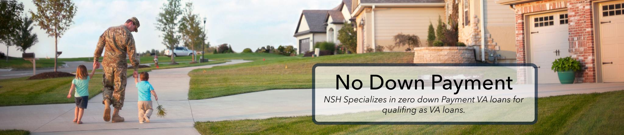 VA Loan In Florida | Veterans Mortgage | NSH Mortgage Lender