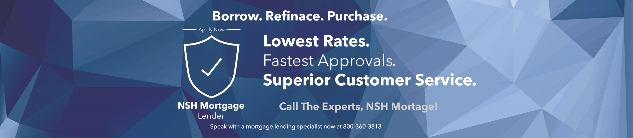 Florida Home Loans | Mortgage & Purchase Loans | NSH Mortgage Lender